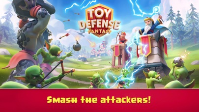 Toy Defense Fantasy Creeps TD Screenshots