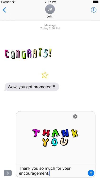 Animated Greetings Wishes Card screenshot-3