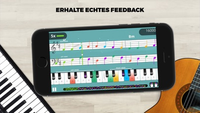 Screenshot for Yousician in Germany App Store