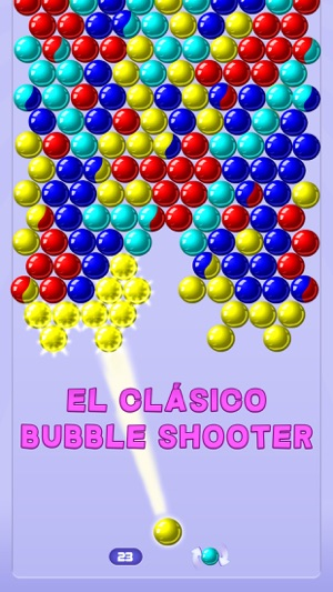 Bubble Shooter Pop Bubbles En App Store