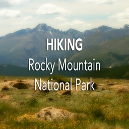 Hiking Rocky Mountain N. P.