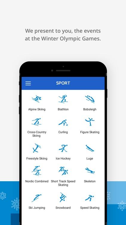 PyeongChang 2018 Official App screenshot-3