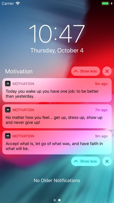 Motivation Quotes -Daily Quote for Windows