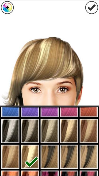 Hairstyle Magic Mirror