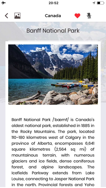 Canada Travel Guide Offline screenshot-3