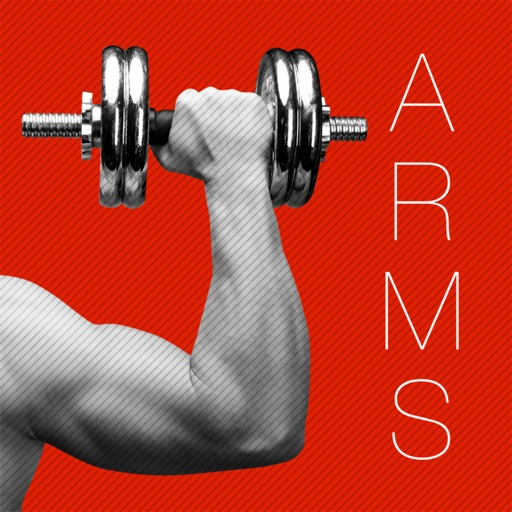 Arm workout - trainer for arms