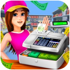 Activities of Supermarket Cash Register