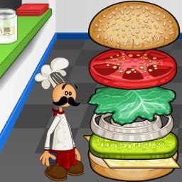 经营汉堡店 - 厨神老板