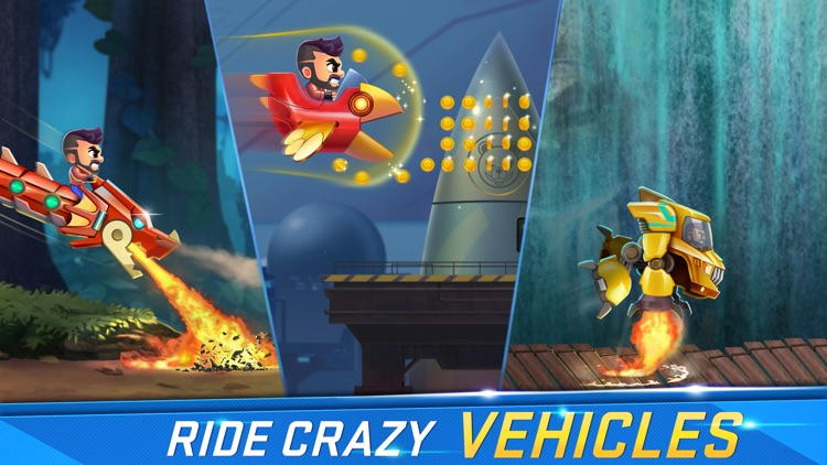 Jetpack Joyride India Official screenshot-6