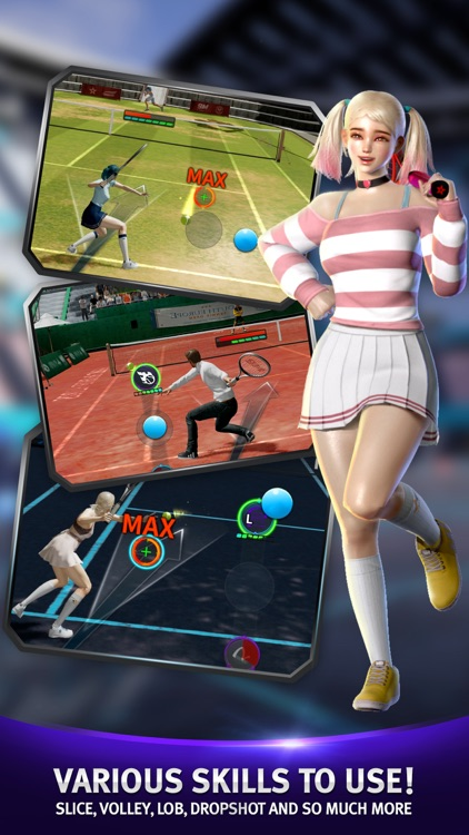 Ultimate Tennis Revolution