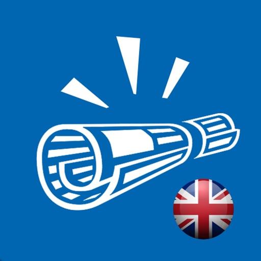UK News : British News Now iOS App