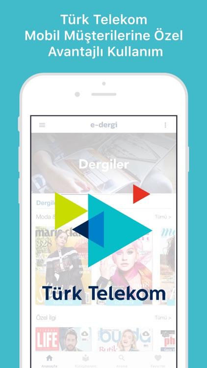 Türk Telekom e-dergi screenshot-3