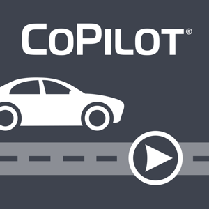 CoPilot GPS – Car Navigation ios app