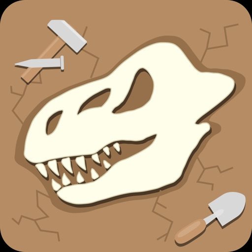 Dino Fossil Dig - Jurassic Fun