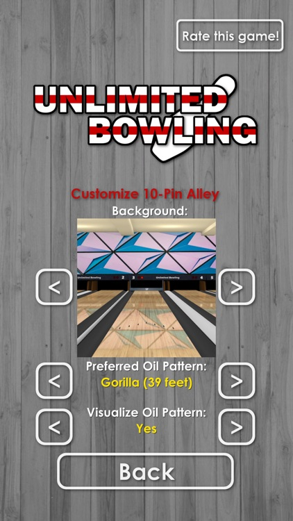 Unlimited Bowling screenshot-5