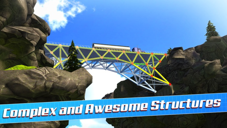 Bridge Construction Sim screenshot-3