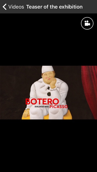 Botero:a dialogue with Picasso screenshot 3