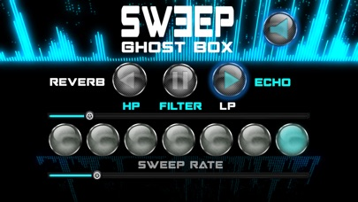 Sweep Ghost Box screenshot 2
