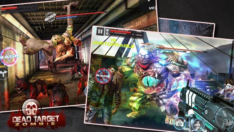DEAD TARGET: Zombie screenshot-4