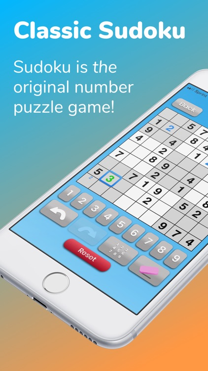 Sudoku :) screenshot-0