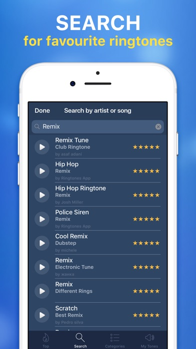 Ringtones for iPhone! for Windows