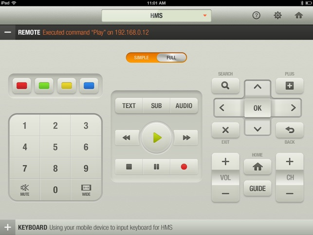 HUMAX Remote on the App Store