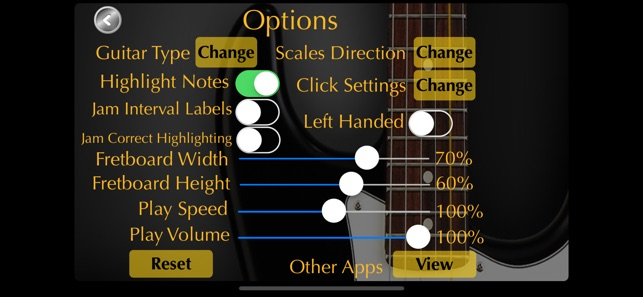 Guitar Scales & Chords on the App Store
