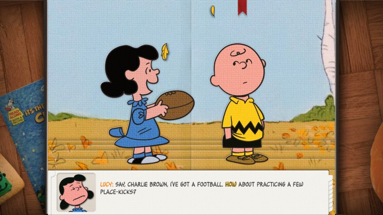 Great Pumpkin, Charlie Brown screenshot-0