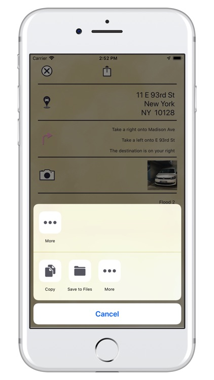 Find My Car Parking Location screenshot-4