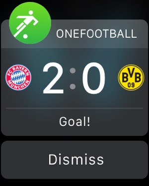 Onefootball Screenshot