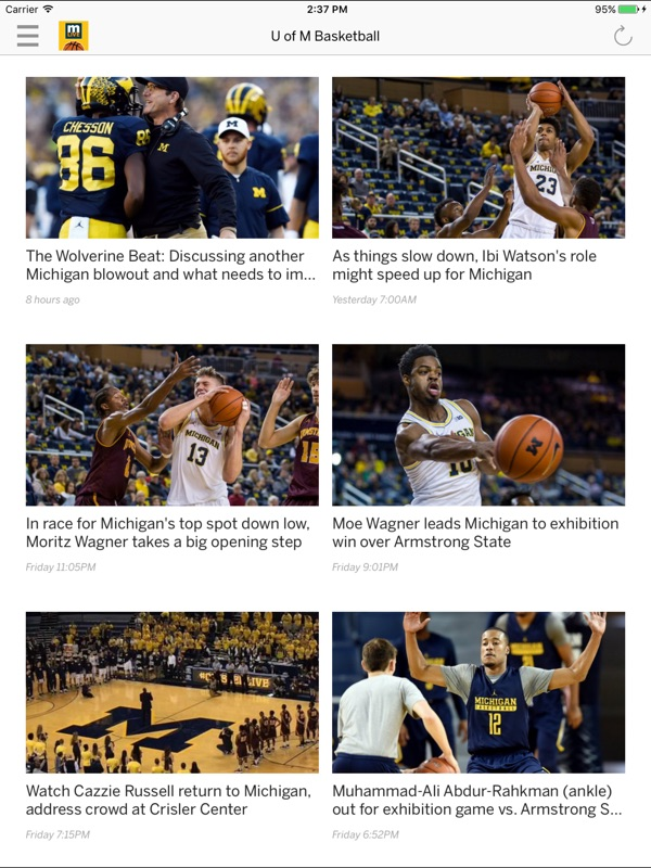 Wolverines Basketball News - Online Game Hack and Cheat