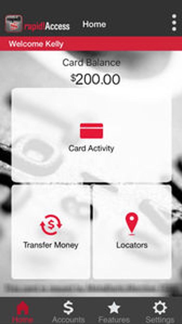 rapid!Access Screenshot