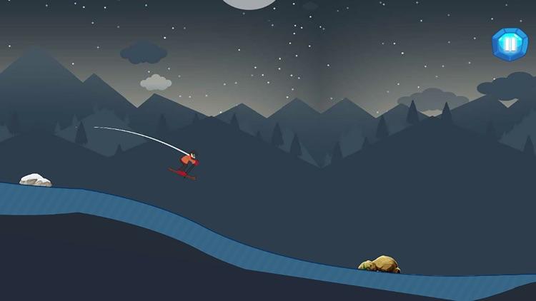 Snow Ski Adventure screenshot-4