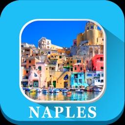 Naples Italy - Offline Maps