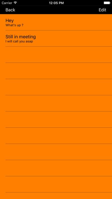 XL Mail - screenshot three