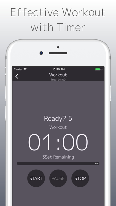 Top 10 Apps like Seconds Interval Timer in 2019 for iPhone