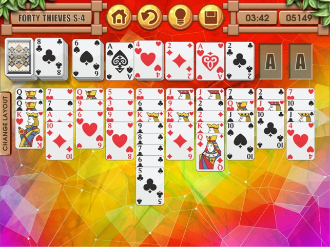 Pandora's Solitaire Collection Screenshot