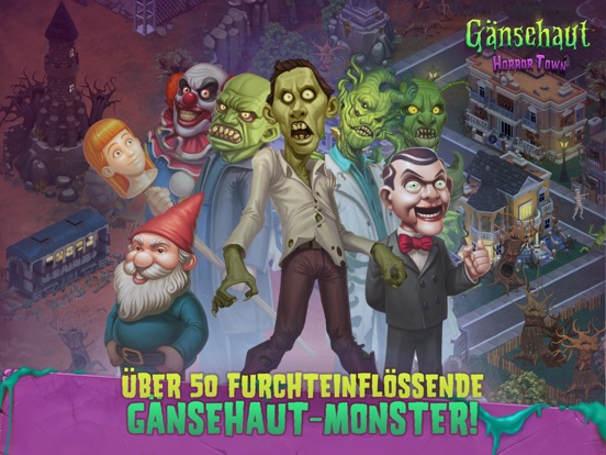Screenshot 3 Gänsehaut HorrorTown