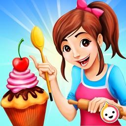 Cupcake Mania Baking Game
