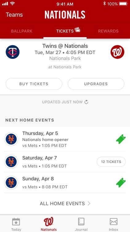 MLB Ballpark screenshot-3