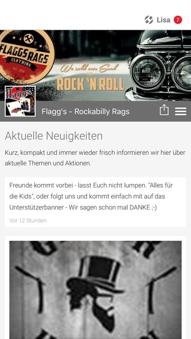 Flagg's - Rockabilly Rags