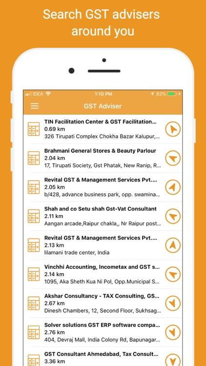 GST Calculator - Tax Planner – (iOS Apps) — AppAgg