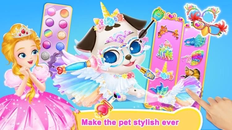 Princess Libby's Puppy Salon