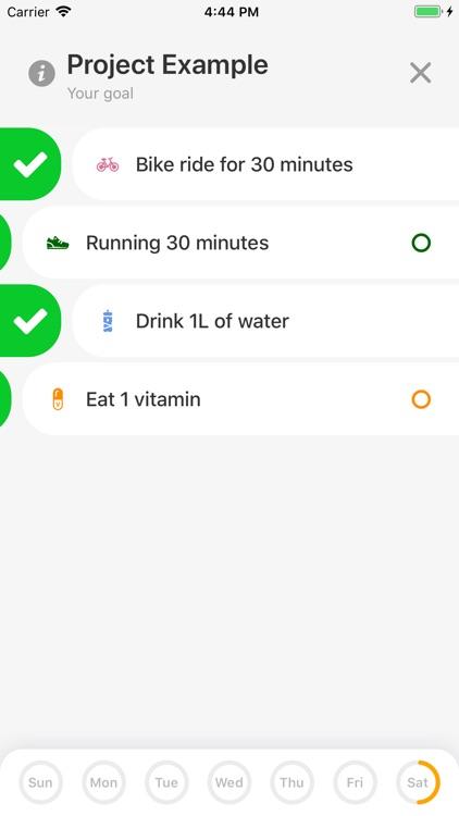 66 Days - Change Your Life screenshot-5