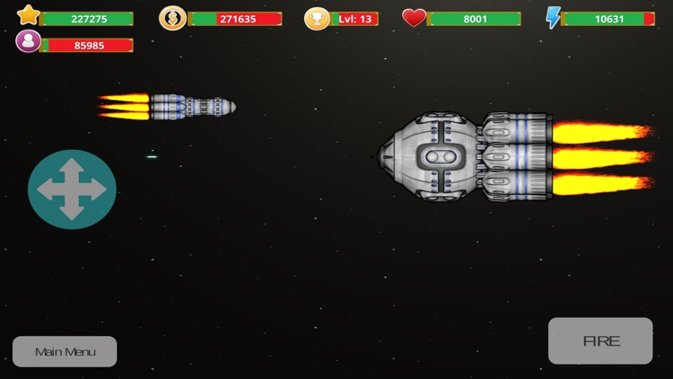 Space Adventure II screenshot-3