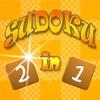 Sudoku: 2 in 1