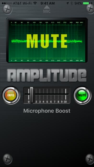 Amplitude screenshot one