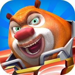 熊出没之机甲熊大(官方正版)-全新的机甲射击游戏