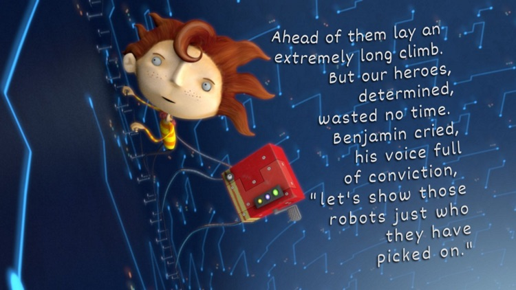 The Robot Whimsy Picture Book screenshot-0