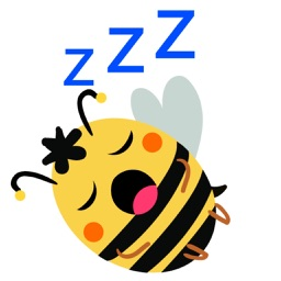 Honeybee Stickers for iMessage